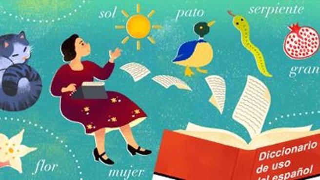 Fa 119 anys que Maria Moliner va crear el diccionari